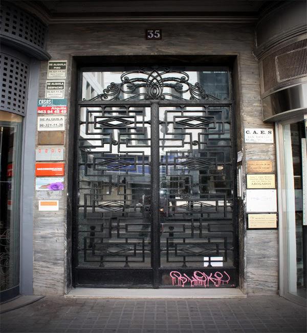 Tags Par Blok - Seville (Espagne)