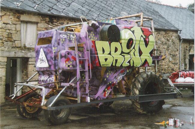 Piece Par Brinks - St.-Brieuc (France)