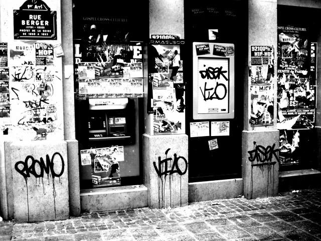 tags par promo paris france street art et graffiti fatcap. Black Bedroom Furniture Sets. Home Design Ideas