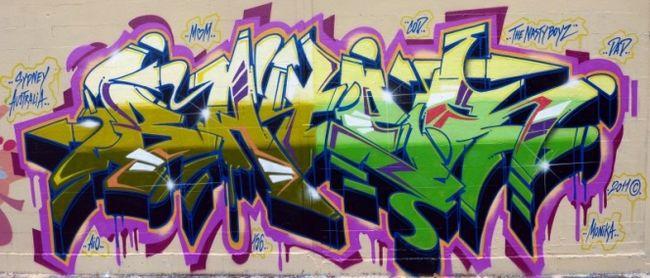 Piece Par Bates - Sydney (Australie)