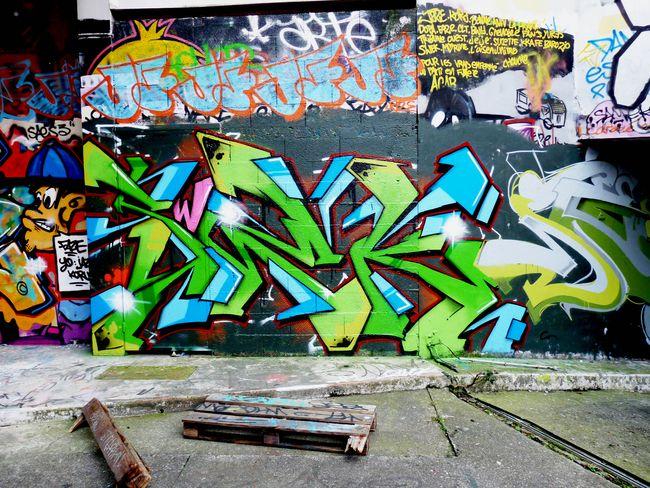 Piece By Swekk - Grenoble (France)