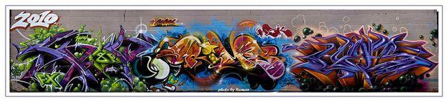 Big Walls By Rime, Hef 1 - New York City (NY)