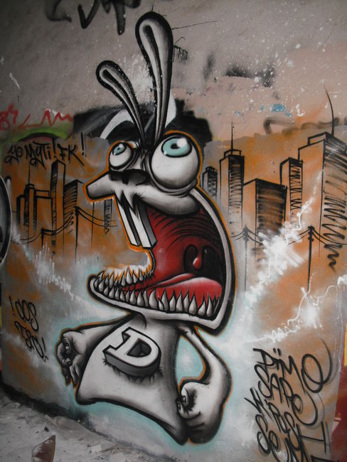 Characters By Dimo - Beziers (France)