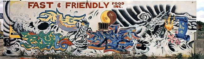 Fresques Par Prisco, Dask (msg) - Miami (FL)