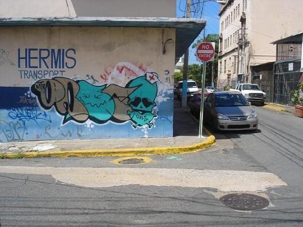 Personnages Par Prisco, Bles - San Juan (Porto Rico)