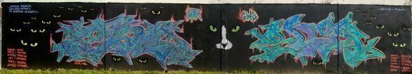 Fresques Par Prisco, Bles - Cayey (Porto Rico)