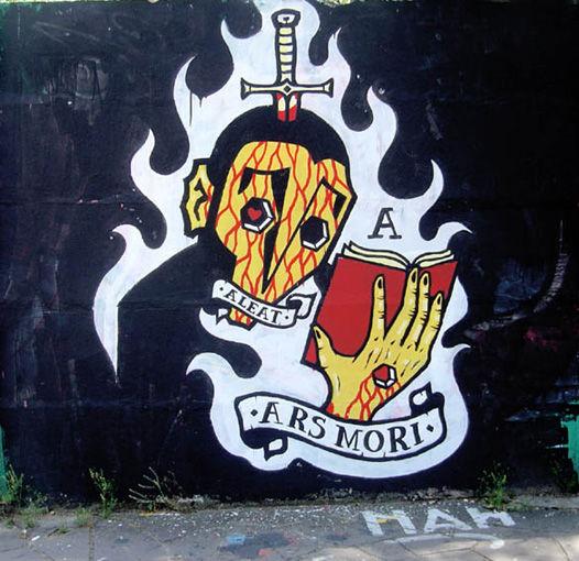 Street Art Par Calma - Porto Alegre (Bresil)