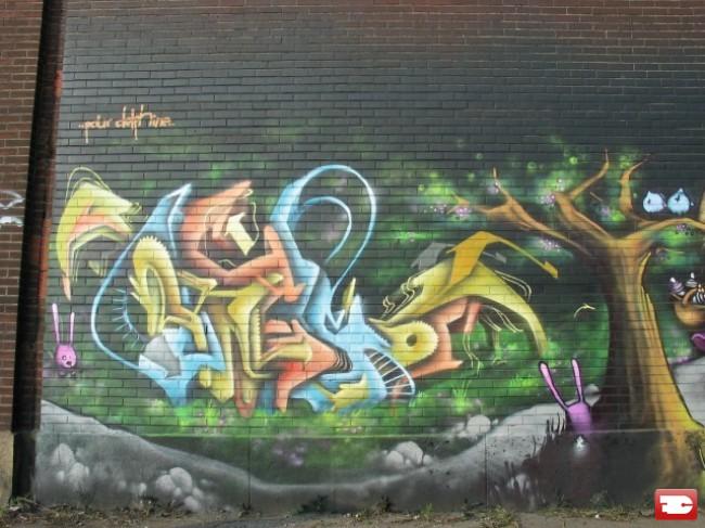 Piece By Rezo - Charleroi (Belgium)