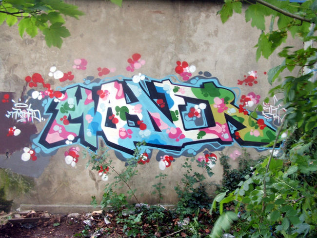 Piece Par Mr Mad - Chalons-sur-Marne (France)