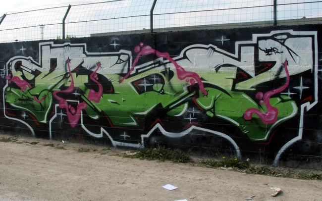 Piece Par Mr Mad - Chalons-sur-Marne (France)