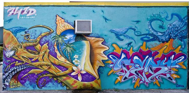 Big Walls By Clark, Sest - New York City (NY)