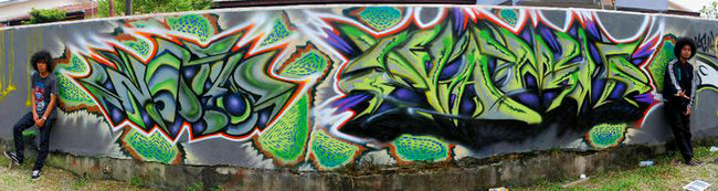 Piece Par Note2 - Medan (Indonesie)