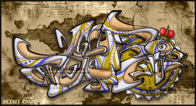 Sketch Par Kislow - Kiev (Ukraine)