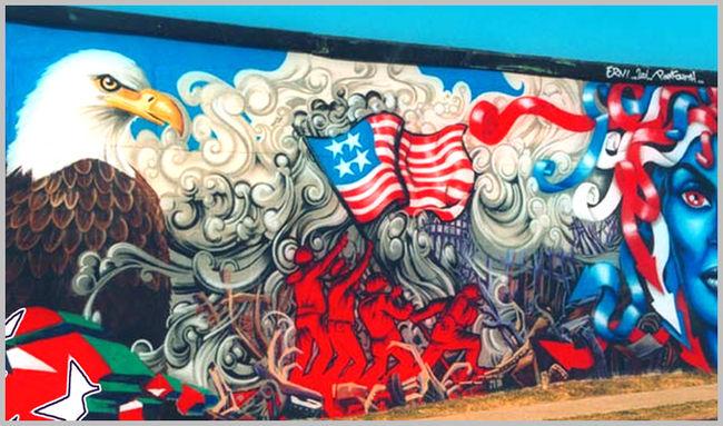 Big Walls By Erni Vales - New York City (NY)