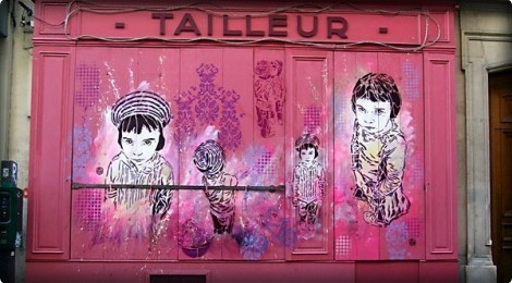 More news from C215