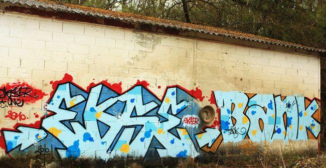 Piece By Bank, Ekser - Saumur (France)
