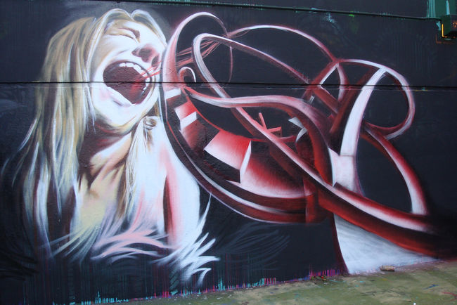 Big Walls By Eska / Pikto - London (United Kingdom)