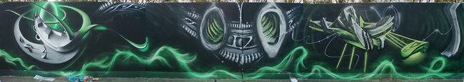 Big Walls By Eska / Ebee - London (United Kingdom)