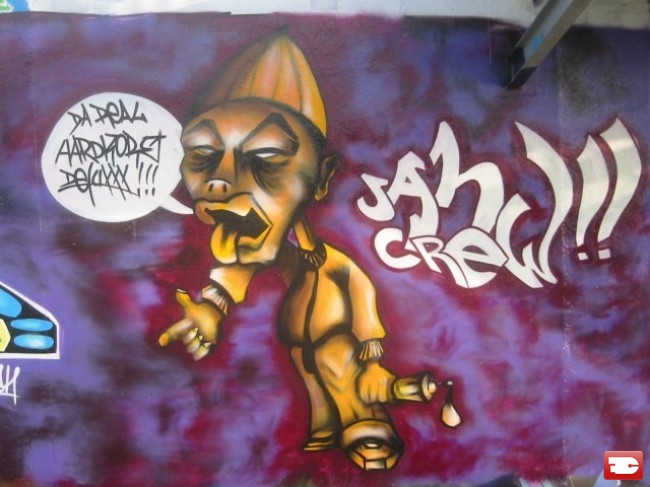 Characters By Extas - St-Dizier (France)