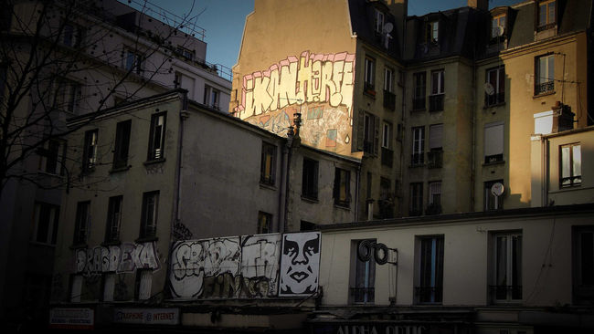Piece By Obey, Horfe, Trane, Dexa, Klone, Ikone - Paris (France)