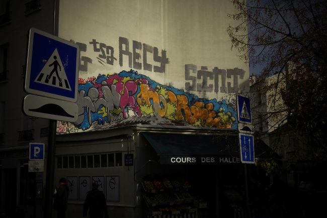 Fresques Par Horfe, Keno - Paris (France)