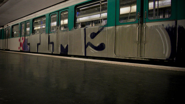 Silver By Normal, Tlms Crew - Paris (France)