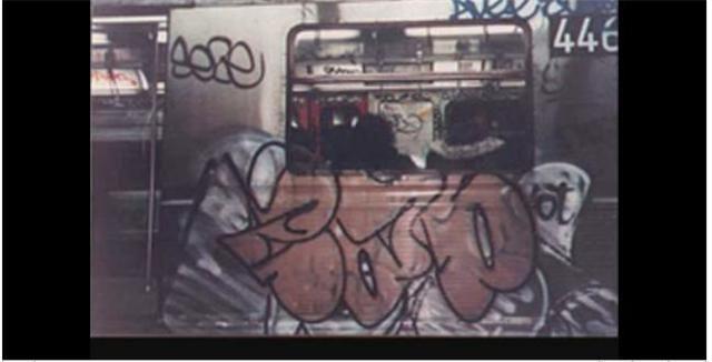Throw Ups By Cap1 - New York City (NY)