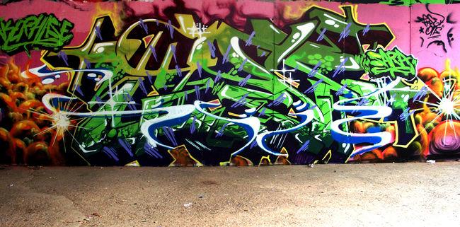 Street Art Par Hase - Castellon De La Plana (Espagne)
