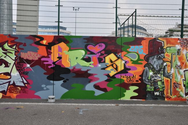 Piece By Nasty - Issy-les-Moulineaux (France)