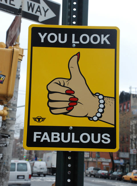 Street Art By Trustocorp - New York City (NY)