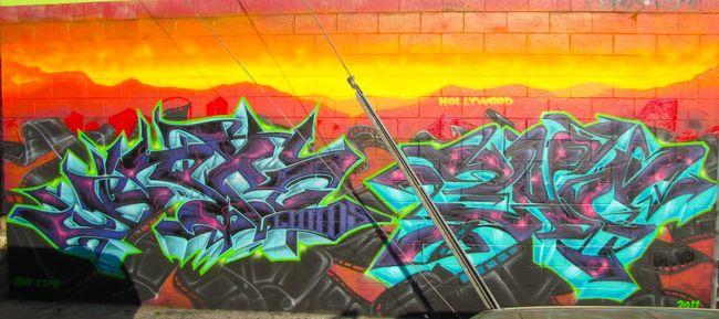 Piece Par Espy, Gore - Los Angeles (CA)