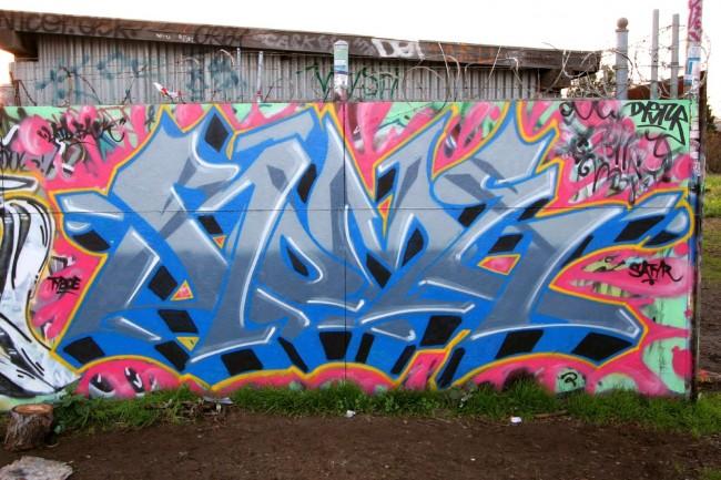 Piece Par Rome - San Francisco (CA)