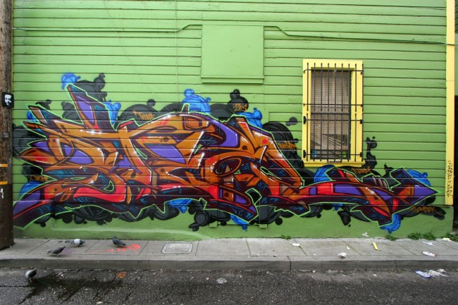 Piece Par Steel - San Francisco (CA)