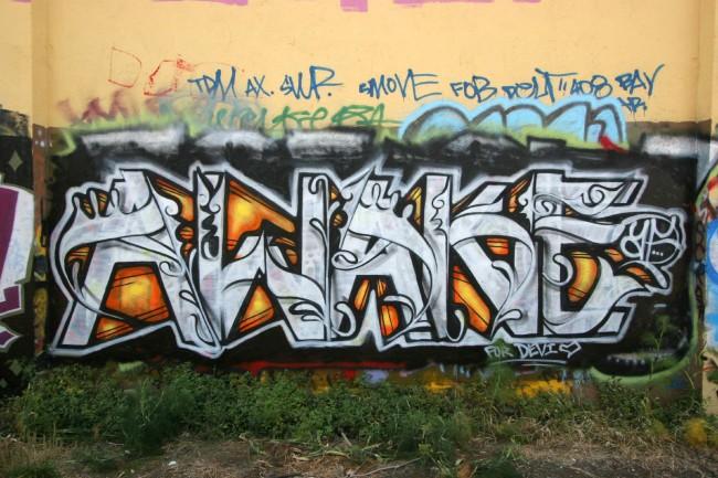 Piece By Awake - San Francisco (CA)