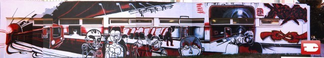 Characters By Bandi, Sbyr - Marseille (France)