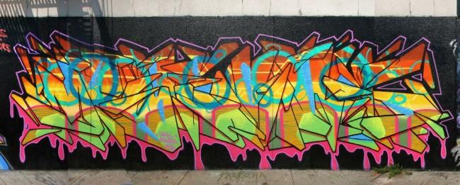 Piece Par Neon - San Francisco (CA)
