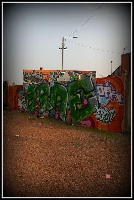 Big Walls By Arne - Valenciennes (France)