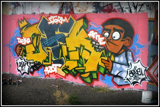 Piece By Arne - Valenciennes (France)