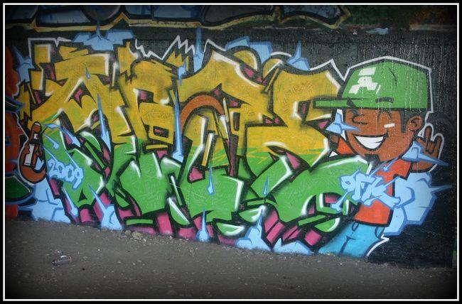 Big Walls By Arne, Azote - Valenciennes (France)