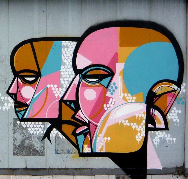 Street Art Par Titifreak - Sao Paulo (Bresil)