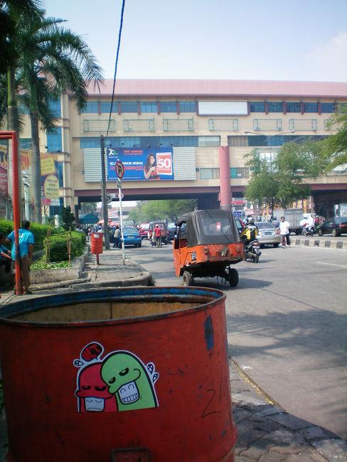 Street Art Par Vlt Crew - Jakarta (Indonesie)