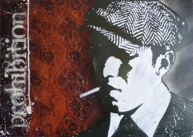 Street Art By Acrylic Fetisch - Gdansk (Poland)