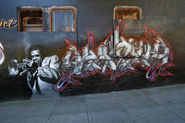 Piece Par Nero, Searius - San Francisco (CA)