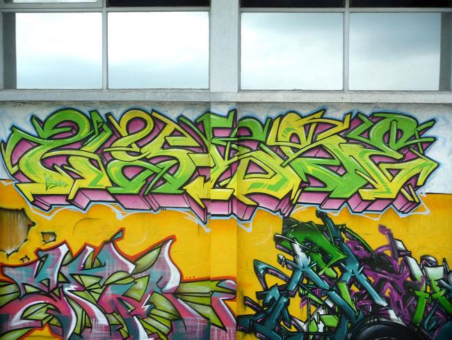 Fresques Par X65 - St.-Cere (France)