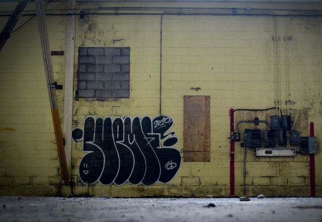 Throw Ups Par Sueme - Vancouver (Canada)