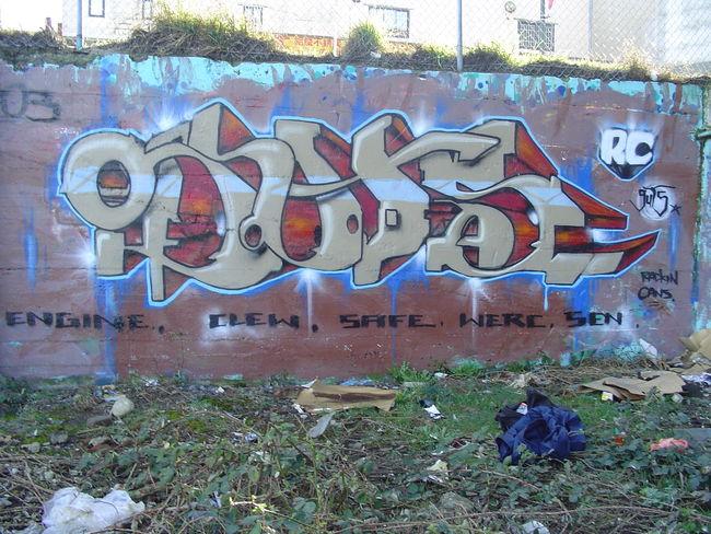 Piece By Guts - Vancouver (Canada)