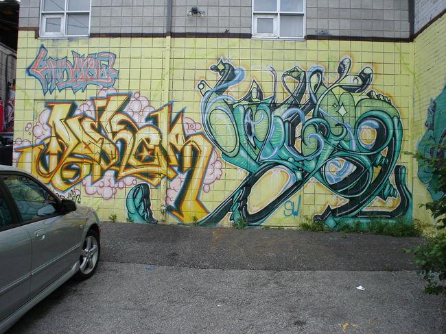 Piece Par Causr, Teck - Toronto (Canada)