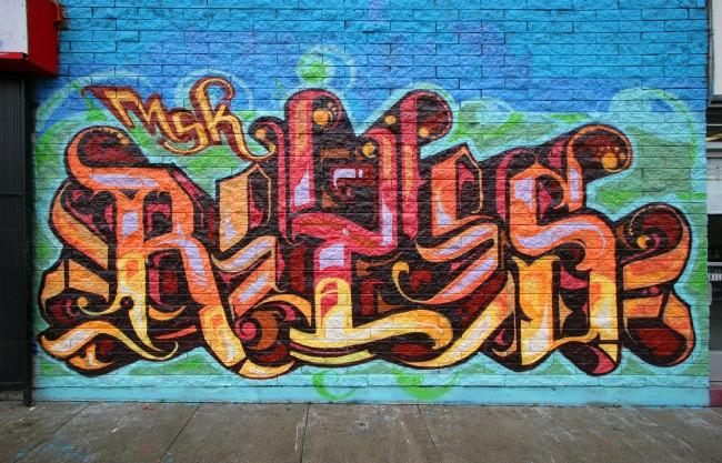 Piece By Reyes - San Francisco (CA)