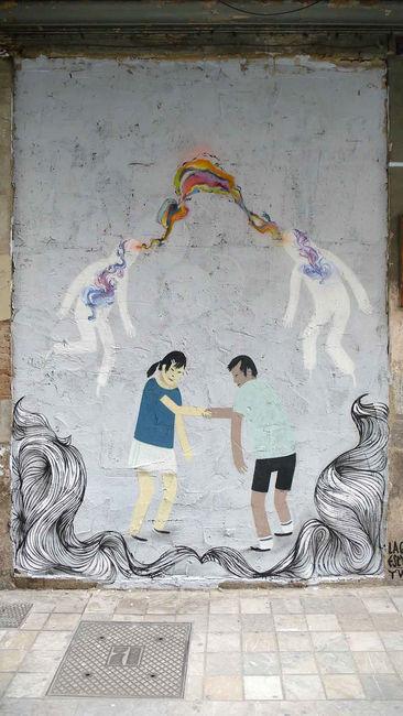 Street Art Par Hyuro - Laguna (Bresil)