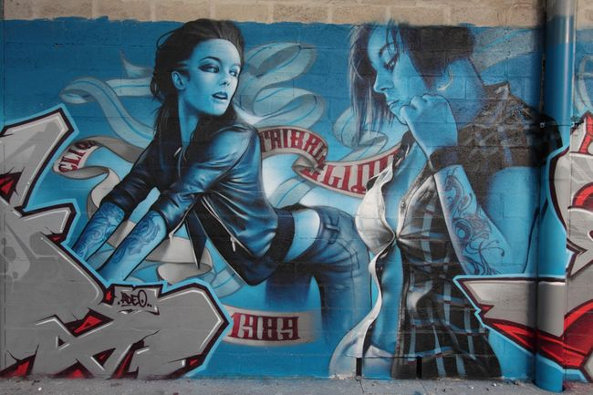 Characters By Shadow - Paris (France)